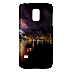 New Year's Evein Sydney Australia Opera House Celebration Fireworks Galaxy S5 Mini by Sapixe