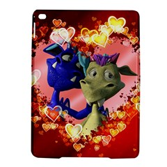 Ove Hearts Cute Valentine Dragon Ipad Air 2 Hardshell Cases by Sapixe