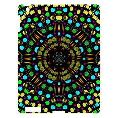 Liven Up In Love Light And Sun Apple Ipad 3/4 Hardshell Case by pepitasart