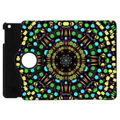 Liven Up In Love Light And Sun Apple Ipad Mini Flip 360 Case by pepitasart