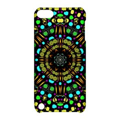 Liven Up In Love Light And Sun Apple Ipod Touch 5 Hardshell Case With Stand by pepitasart
