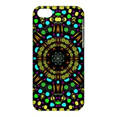 Liven Up In Love Light And Sun Apple Iphone 5c Hardshell Case by pepitasart