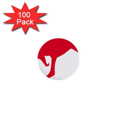 Australian Army Vehicle Insignia 1  Mini Buttons (100 Pack)  by abbeyz71