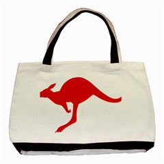 Australian Army Vehicle Insignia Basic Tote Bag (two Sides)