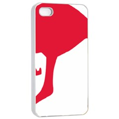 Australian Army Vehicle Insignia Apple Iphone 4/4s Seamless Case (white)