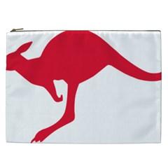 Australian Army Vehicle Insignia Cosmetic Bag (xxl)