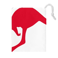 Australian Army Vehicle Insignia Drawstring Pouches (extra Large)