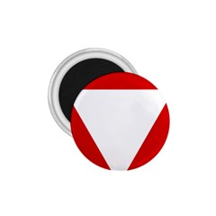 Roundel Of Austrian Air Force  1 75  Magnets