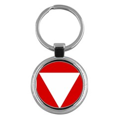 Roundel Of Austrian Air Force  Key Chains (round)