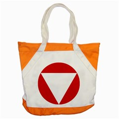 Roundel Of Austrian Air Force  Accent Tote Bag