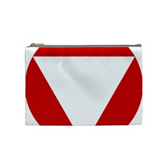 Roundel Of Austrian Air Force  Cosmetic Bag (medium)