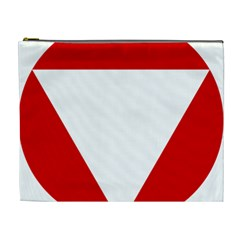 Roundel Of Austrian Air Force  Cosmetic Bag (xl)