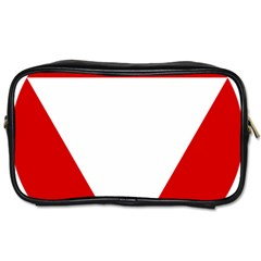 Roundel Of Austrian Air Force  Toiletries Bags 2 Side