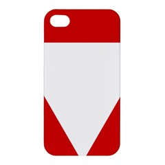 Roundel Of Austrian Air Force  Apple Iphone 4/4s Hardshell Case
