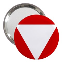 Roundel Of Austrian Air Force  3  Handbag Mirrors