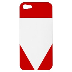 Roundel Of Austrian Air Force  Apple Iphone 5 Hardshell Case