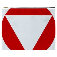 Roundel Of Austrian Air Force  Cosmetic Bag (xxxl)