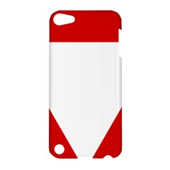 Roundel Of Austrian Air Force  Apple Ipod Touch 5 Hardshell Case