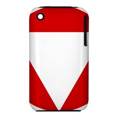 Roundel Of Austrian Air Force  Iphone 3s/3gs