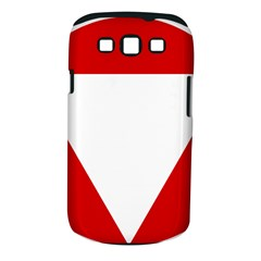 Roundel Of Austrian Air Force  Samsung Galaxy S Iii Classic Hardshell Case (pc+silicone)