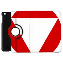 Roundel Of Austrian Air Force  Apple Ipad Mini Flip 360 Case
