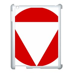 Roundel Of Austrian Air Force  Apple Ipad 3/4 Case (white) by abbeyz71