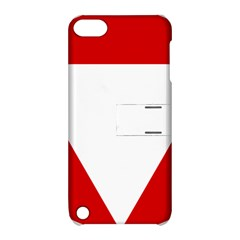 Roundel Of Austrian Air Force  Apple Ipod Touch 5 Hardshell Case With Stand