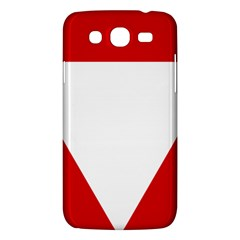 Roundel Of Austrian Air Force  Samsung Galaxy Mega 5 8 I9152 Hardshell Case