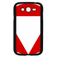 Roundel Of Austrian Air Force  Samsung Galaxy Grand Duos I9082 Case (black)