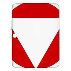 Roundel Of Austrian Air Force  Samsung Galaxy Tab 3 (10 1 ) P5200 Hardshell Case