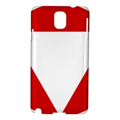 Roundel Of Austrian Air Force  Samsung Galaxy Note 3 N9005 Hardshell Case