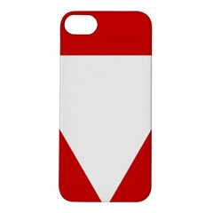Roundel Of Austrian Air Force  Apple Iphone 5s/ Se Hardshell Case