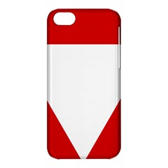 Roundel Of Austrian Air Force  Apple Iphone 5c Hardshell Case