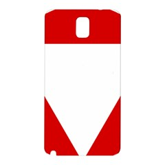 Roundel Of Austrian Air Force  Samsung Galaxy Note 3 N9005 Hardshell Back Case