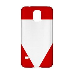 Roundel Of Austrian Air Force  Samsung Galaxy S5 Hardshell Case