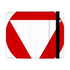 Roundel Of Austrian Air Force  Samsung Galaxy Tab Pro 8 4  Flip Case