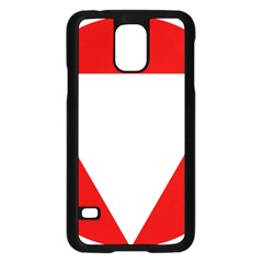 Roundel Of Austrian Air Force  Samsung Galaxy S5 Case (black)
