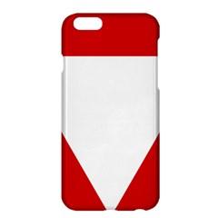 Roundel Of Austrian Air Force  Apple Iphone 6 Plus/6s Plus Hardshell Case