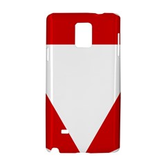 Roundel Of Austrian Air Force  Samsung Galaxy Note 4 Hardshell Case