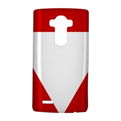 Roundel Of Austrian Air Force  Lg G4 Hardshell Case