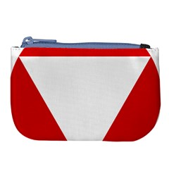 Roundel Of Austrian Air Force  Large Coin Purse