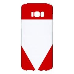 Roundel Of Austrian Air Force  Samsung Galaxy S8 Plus Hardshell Case