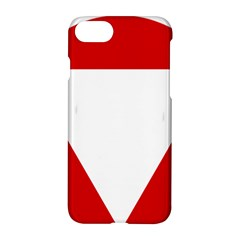 Roundel Of Austrian Air Force  Apple Iphone 8 Hardshell Case