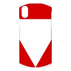Roundel Of Austrian Air Force  Apple Iphone X Hardshell Case