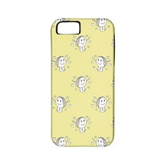 Cute Kids Drawing Motif Pattern Apple Iphone 5 Classic Hardshell Case (pc+silicone) by dflcprints