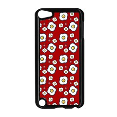 Eggs Red Apple Ipod Touch 5 Case (black) by snowwhitegirl