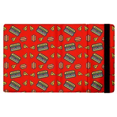 Fast Food Red Apple Ipad Pro 12 9   Flip Case by snowwhitegirl