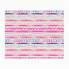Watercolor Tribal Pattern  Small Glasses Cloth by tarastyle