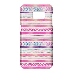 Watercolor Tribal Pattern  Samsung Galaxy S7 Hardshell Case  by tarastyle