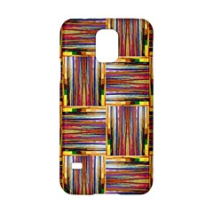 Artwork By Patrick Squares 3 Samsung Galaxy S5 Hardshell Case  by ArtworkByPatrick